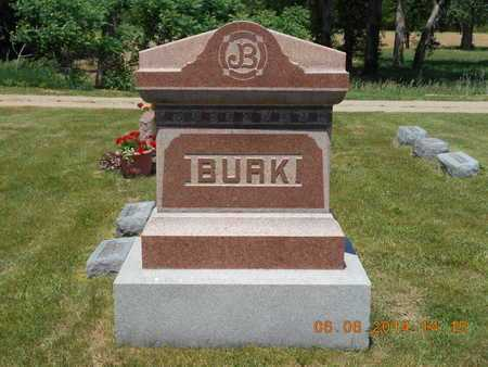 BURK, FAMILY - Branch County, Michigan | FAMILY BURK - Michigan Gravestone Photos