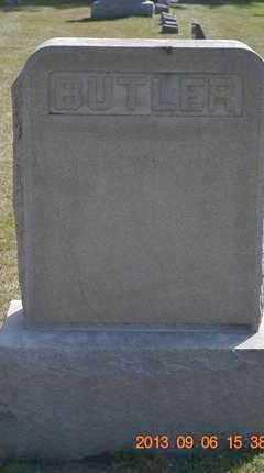 BUTLER, FAMILY - Branch County, Michigan | FAMILY BUTLER - Michigan Gravestone Photos