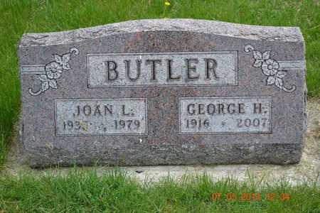 BUTLER, GEORGE H. - Branch County, Michigan | GEORGE H. BUTLER - Michigan Gravestone Photos
