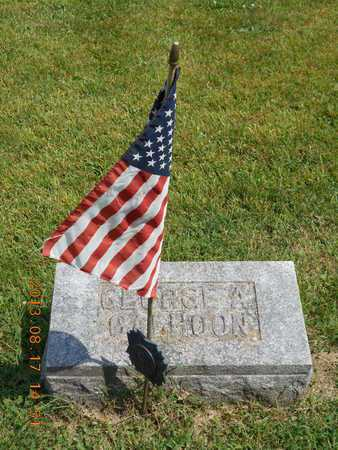 CALHOON, GEORGE A. - Branch County, Michigan | GEORGE A. CALHOON - Michigan Gravestone Photos
