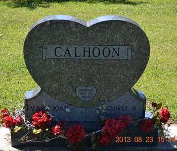CALHOON, MARY JOAN - Branch County, Michigan | MARY JOAN CALHOON - Michigan Gravestone Photos