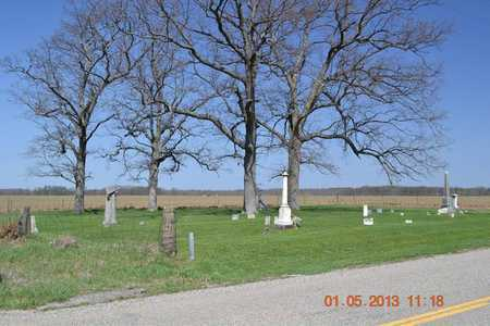 CEMETERY, OVERVIEW - Branch County, Michigan | OVERVIEW CEMETERY - Michigan Gravestone Photos