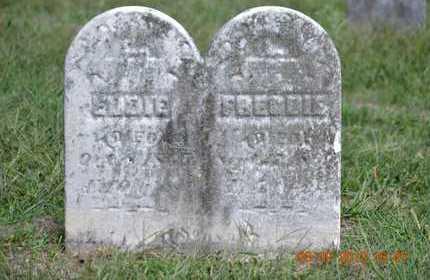 CLAY, FREDDIE - Branch County, Michigan | FREDDIE CLAY - Michigan Gravestone Photos