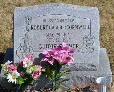 "CORNWELL, ROBERT ""BUDDIE"" - Branch County, Michigan | ROBERT ""BUDDIE"" CORNWELL - Michigan Gravestone Photos"