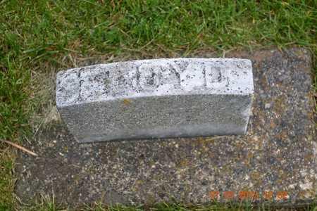 CRAIG, FLOYD - Branch County, Michigan | FLOYD CRAIG - Michigan Gravestone Photos