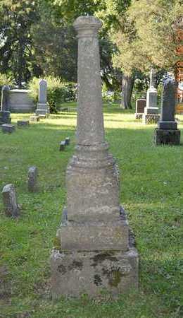 CRAIG, MARY C. - Branch County, Michigan   MARY C. CRAIG - Michigan Gravestone Photos