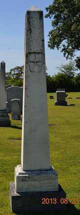 CRANSON, WILLARD - Branch County, Michigan | WILLARD CRANSON - Michigan Gravestone Photos