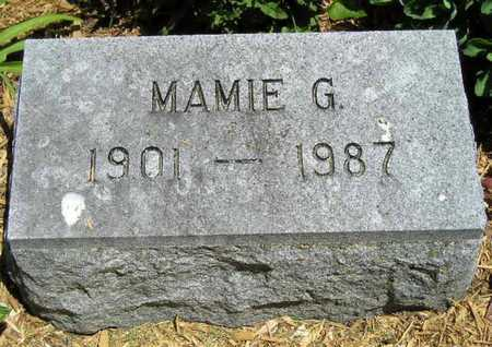CRANSON, MAMIE G. - Branch County, Michigan | MAMIE G. CRANSON - Michigan Gravestone Photos