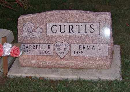 CURTIS, DARRELL - Branch County, Michigan | DARRELL CURTIS - Michigan Gravestone Photos