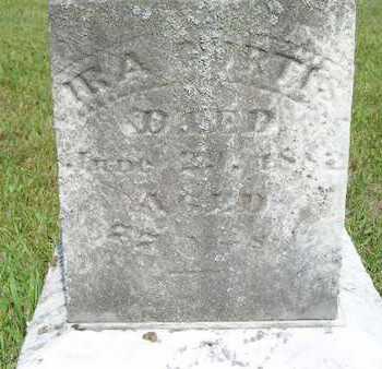 CURTIS, IRA - Branch County, Michigan | IRA CURTIS - Michigan Gravestone Photos