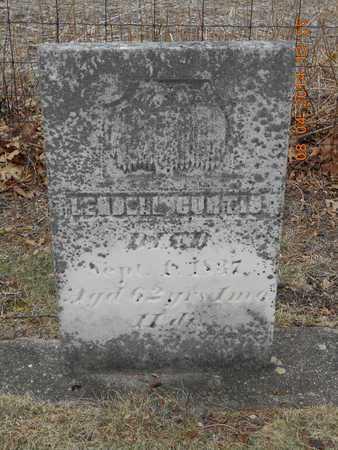 CURTIS, LENDELL - Branch County, Michigan | LENDELL CURTIS - Michigan Gravestone Photos