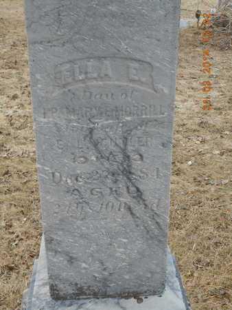 CUTLER, ELLA E. - Branch County, Michigan | ELLA E. CUTLER - Michigan Gravestone Photos