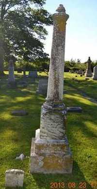 DEAN, ANGELINE - Branch County, Michigan | ANGELINE DEAN - Michigan Gravestone Photos