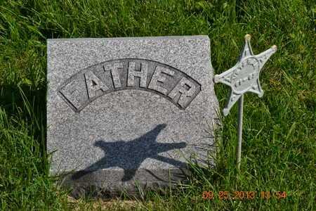 DEAN, LEONARD - Branch County, Michigan | LEONARD DEAN - Michigan Gravestone Photos