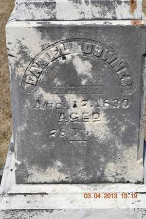 DOWNES, DANIEL - Branch County, Michigan   DANIEL DOWNES - Michigan Gravestone Photos