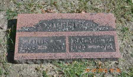 DUFFUS, LOUIS L. - Branch County, Michigan | LOUIS L. DUFFUS - Michigan Gravestone Photos