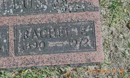 DUFFUS, RACHEL E. - Branch County, Michigan | RACHEL E. DUFFUS - Michigan Gravestone Photos