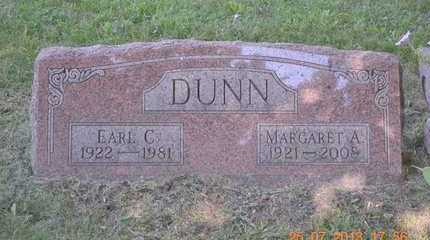DUNN, EARL C. - Branch County, Michigan | EARL C. DUNN - Michigan Gravestone Photos