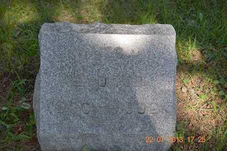 ELDRED, CHARLES - Branch County, Michigan   CHARLES ELDRED - Michigan Gravestone Photos