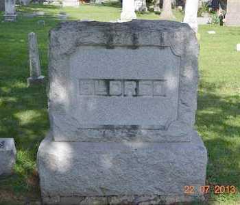 ELDRED, FAMILY - Branch County, Michigan   FAMILY ELDRED - Michigan Gravestone Photos