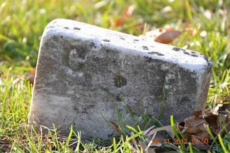 FAIRBANKS, CHARLOTTE - Branch County, Michigan | CHARLOTTE FAIRBANKS - Michigan Gravestone Photos
