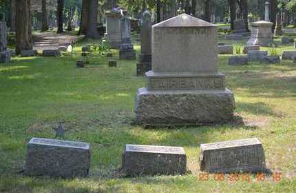 FAIRBANKS, LOT OVERVIEW - Branch County, Michigan | LOT OVERVIEW FAIRBANKS - Michigan Gravestone Photos