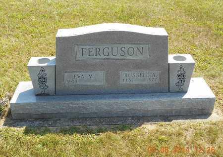FERGUSON, EVA M. - Branch County, Michigan | EVA M. FERGUSON - Michigan Gravestone Photos