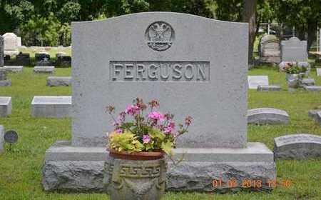 FERGUSON, FAMILY - Branch County, Michigan | FAMILY FERGUSON - Michigan Gravestone Photos