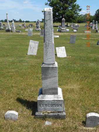 FERGUSON, FAMILY - Branch County, Michigan   FAMILY FERGUSON - Michigan Gravestone Photos