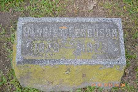 FERGUSON, HARRIET - Branch County, Michigan   HARRIET FERGUSON - Michigan Gravestone Photos