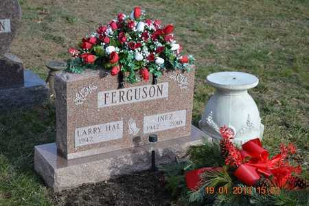 FERGUSON, INEZ - Branch County, Michigan | INEZ FERGUSON - Michigan Gravestone Photos