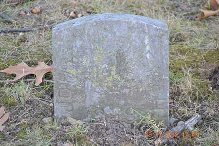 FRENCH, JOHN A. - Branch County, Michigan | JOHN A. FRENCH - Michigan Gravestone Photos