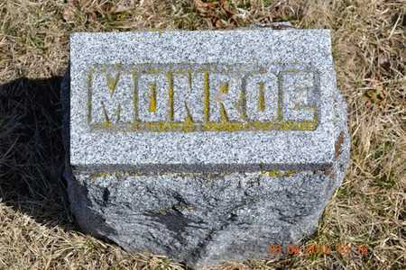 FRENCH, MONROE - Branch County, Michigan | MONROE FRENCH - Michigan Gravestone Photos