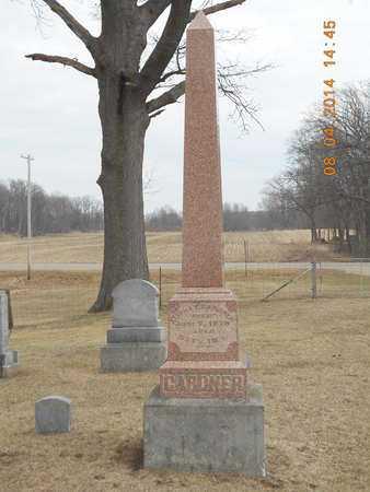 GARDNER, FAMILY - Branch County, Michigan | FAMILY GARDNER - Michigan Gravestone Photos