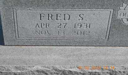 GARNSAY, FRED S. - Branch County, Michigan | FRED S. GARNSAY - Michigan Gravestone Photos