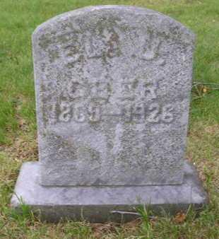 GEER, ELI U. - Branch County, Michigan | ELI U. GEER - Michigan Gravestone Photos
