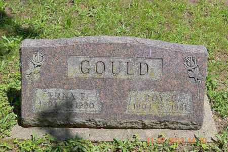 GOULD, ROY C. - Branch County, Michigan | ROY C. GOULD - Michigan Gravestone Photos