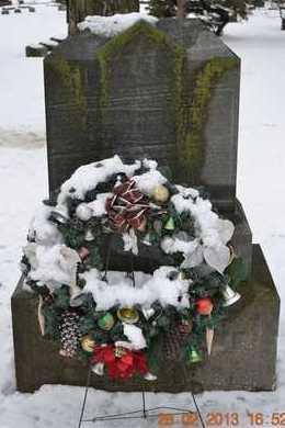"HAMMOND, MARIAM ""MARY"" - Branch County, Michigan | MARIAM ""MARY"" HAMMOND - Michigan Gravestone Photos"