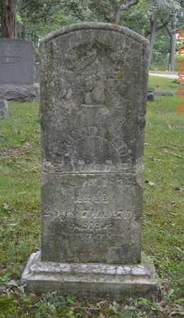 HAMMOND, NELSON - Branch County, Michigan   NELSON HAMMOND - Michigan Gravestone Photos