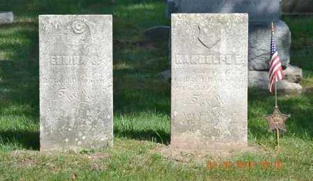 HAMMOND, ERMINA J. - Branch County, Michigan | ERMINA J. HAMMOND - Michigan Gravestone Photos