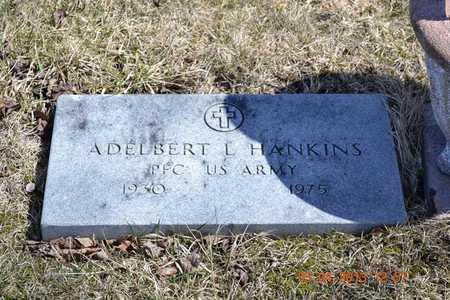 HANKINS, ADELBERT L. - Branch County, Michigan   ADELBERT L. HANKINS - Michigan Gravestone Photos
