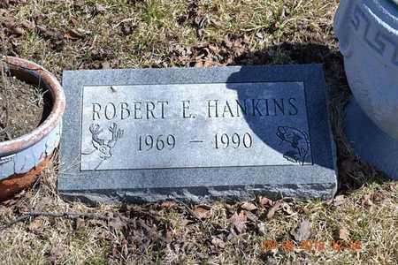 HANKINS, ROBERT E. - Branch County, Michigan | ROBERT E. HANKINS - Michigan Gravestone Photos
