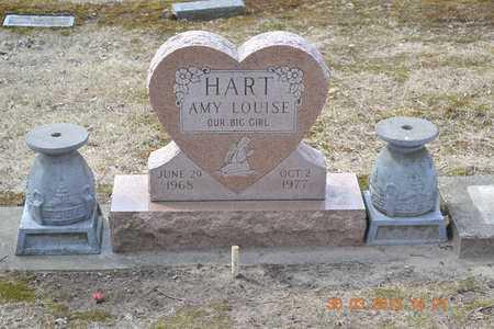 HART, AMY LOUISE - Branch County, Michigan | AMY LOUISE HART - Michigan Gravestone Photos