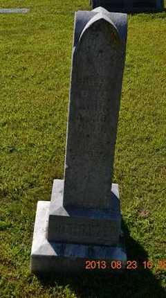 HATHAWAY, SOPHIA - Branch County, Michigan | SOPHIA HATHAWAY - Michigan Gravestone Photos