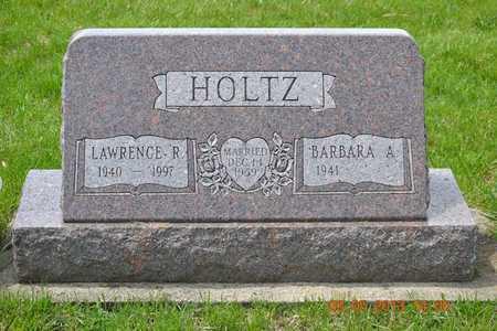 HOLTZ, LAWRENCE R. - Branch County, Michigan | LAWRENCE R. HOLTZ - Michigan Gravestone Photos