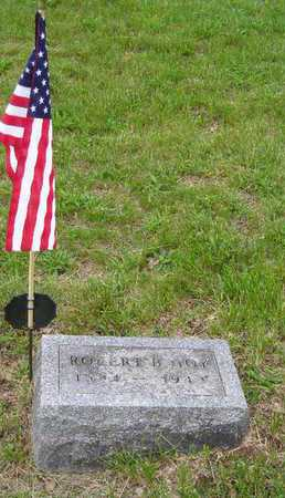 HOY, ROBERT B. - Branch County, Michigan | ROBERT B. HOY - Michigan Gravestone Photos