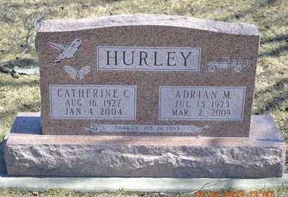 HURLEY, CATHERINE C. - Branch County, Michigan | CATHERINE C. HURLEY - Michigan Gravestone Photos