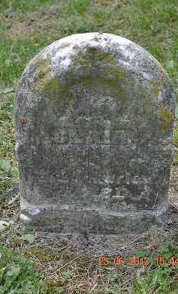 HURLEY, CLAIR - Branch County, Michigan | CLAIR HURLEY - Michigan Gravestone Photos