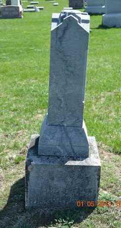 HURLEY, GRACE - Branch County, Michigan | GRACE HURLEY - Michigan Gravestone Photos