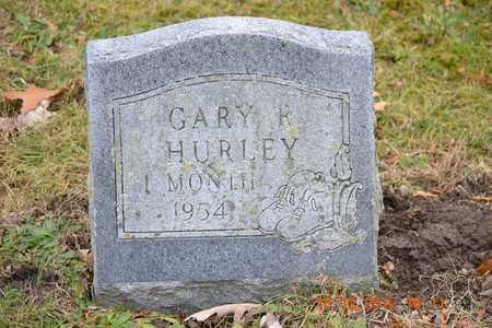 HURLEY, GARY R. - Branch County, Michigan | GARY R. HURLEY - Michigan Gravestone Photos